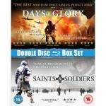 Saints & Soldiers/Days of Glory Blu Ray £9.99 (or £6.99 for new customers) @ Gzoop Price Minister