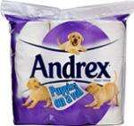 Andrex puppies on roll 16pack £5 @ Netto from Monday