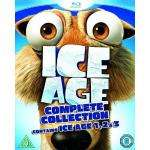 Ice Age 1-3 Collection [Blu-ray] £23.97 @ Amazon or £24.85@ Zavvi (less 10% WRD £22.37)