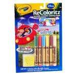 Crayola ReColoritz Little Einsteins reusable colouring pages with pens £1.99 Home Bargains
