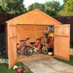 BillyOh Extra Wide Bike Store Tongue and Groove £149.95 @ Garden Buildings Direct (also quidco)