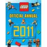 LEGO: The Official Annual 2011 [Hardcover] now £4.00 delivered @ Amazon