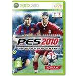 Pro Evolution Soccer 2010 £4.99 - XBOX 360 @ Game (preowned)