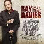 Ray Davies & friends CD See my friends £7.99  delivered @ amazon Pre order tonight
