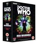 Doctor Who: New Beginnings: 3 DVD Boxset £8.99 @ Amazon delivered