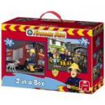 Fireman Sam 2 in a box jigsaws £4.99 @ Play