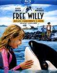 Free Willy 4 - Escape From Pirate's Cove BLU RAY ( Region Free ) @ AxelMusic - £6.15