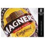 8 x 500ml Cans of Magners for £7 online and instore @ Asda