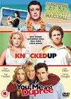 Forgetting Sarah Marshall/Knocked Up/You, Me And Dupree Delivered @LoveFilm