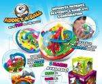 Small ADDICTABALL maze puzzle ball only £4.99 instore / online WSL @ Maplins FREE standard delivery