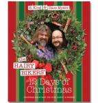 The Hairy Bikers' 12 Days of Christmas RRP £20 - £7.99 Book People delivered