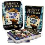Monty Python: Playing Cards in A Tin £2.25 delivered @ Debenhams