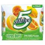 Five a Alive £2.35 each or 2 packs for £1.50! In store and Online @ Asda