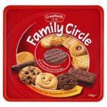 Family Circle Big Tub 900G Half Price - £3 @ Tesco