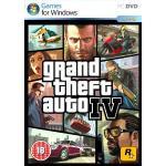 Grand Theft Auto IV (PC) £9.99 @ Amazon