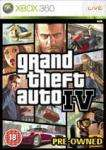 Xbox 360 Preowned GTA 4 IV £8.99 Delivered @ Gameplay