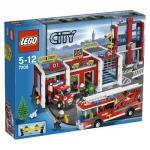 LEGO City 7208 Fire Station £48 @ Amazon