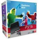 PS3 Sony Playstation 3 Slim Console (320 GB) with Playstation Move Starter Pack  £270.97 @ bestbuyentertainment