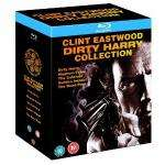 Dirty Harry Collection [Blu-ray] [1971] - £15.99 @ Amazon