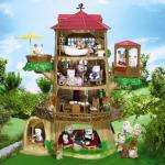 sylvanian families was £84.99 now £64.99 hard to get hold off old oak treehouse free panda family or koala family worth £14.99 @ Toys R us