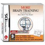 more brain training nintendo DS £7.44 delivered @ amazon