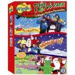 Wiggles Kids Triple Xmas DVD £5.99 Delivered Amazon