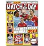 Match of the Day Annual 2011 £2.99 delivered @ The Book People