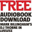 Free audiobook by Mark Billingham from Bigissue website