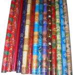 15meters of Christmas wrapping paper at Morrisons was £1.80  now   90p