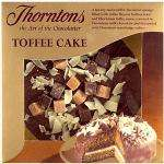 Thorntons Chocolate Toffee Cake - 6 Servings £2.98 & Thorntons Chocolate Cake - 6 servings £2 at Asda