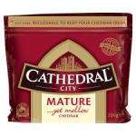 Cathedral City Mature Cheddar 200G - 2 for £2 @ Tesco