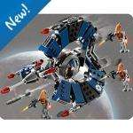 Lego Star Wars Droid Tri-Fighter  11.25 at Asda Direct