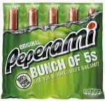 PEPERAMI BUNCH OF FIVES 2 for £2.50 @ TESCO