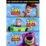 Toy story 1-3 DVD box set, free delivery @amazon £22.99