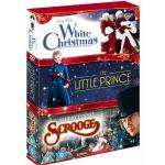 White Christmas, The Little Prince, Scrooge DVD Boxset from Amazon for only £5 delivered