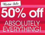 50% off everything at Hawkshead (+ 6% Quidco)
