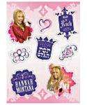 Hannah Montana Stickers 50p delivered @ Argos