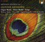 MESSIAEN Complete Organ & Piano Works 17CDs £19.99 @ Selections