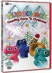 Numberjacks - Counting Down To Christmas DVD only £2.49 Delivered @ Base