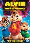 Alvin And The Chipmunks DVD only £3 Delivered @ Tesco Entertainment