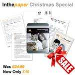 Inthepaper.co.uk Superb Deal - £10 from £24.99 for 1 week only for personalised Gift box