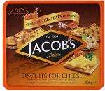 Jacob's Biscuits for Cheese Big 900g tub - £2.75 at Tesco