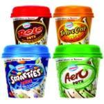 Nestle Ice Cream Potz - £1 each @ Morrisons