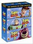 Toy Story 1,2,3 Triple Pack @ Tesco Entertainment £22.97