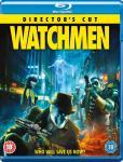 Watchmen Directors Cut (1 Disc) Blu Ray £9.95 @ Zavvi