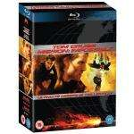 Mission Impossible - Ultimate Mission BluRay (1,2 and 3) £12.95 at Zavvi (+Quidco)