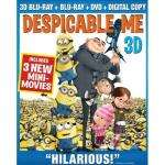Despicable Me 3D Blu-Ray £21.99 @ Movietyme