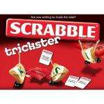 Scrabble Trickster £12.97.  Save £7.  Free delivery to Tesco store.
