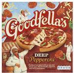 Goodfellas Deep Pan Pizzas £1 at Asda