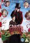 Charlie And The Chocolate Factory DVD £3.00 delivered @ tesco
